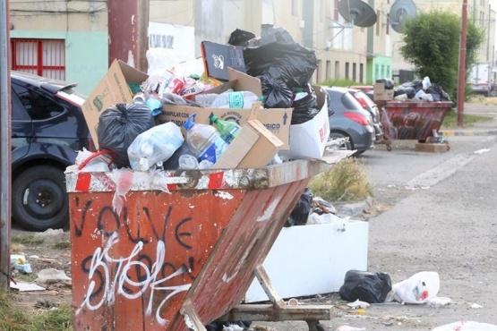 Por el paro, el Municipio volvió a pedir que no se tire basura