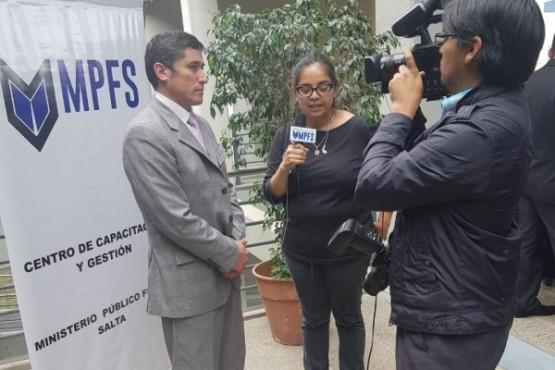 Santa Cruz presente en el Congreso Nacional de Homicidios