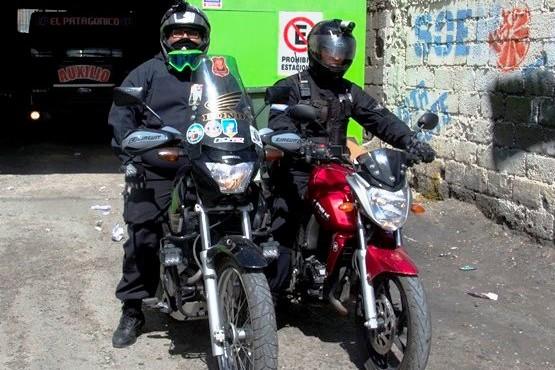 Más controles de tránsito con motos recuperadas del corralón