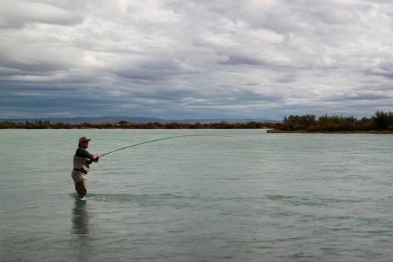 Ya se puede sacar el permiso de pesca