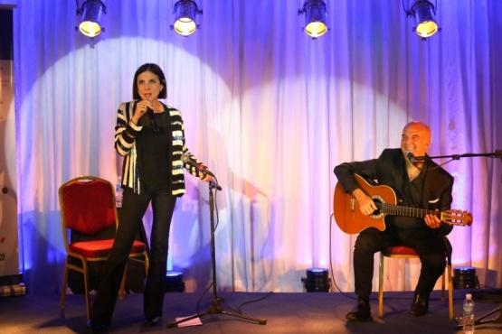 Letra y música con Silvina Chediek y Esteban Morgado