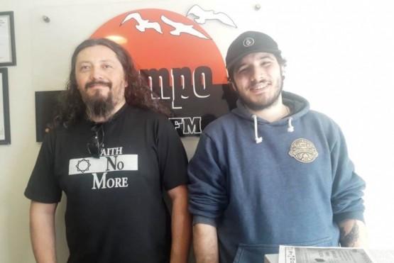 Carcavallo y Méndez en Tiempo FM