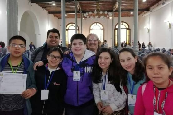 Gran logro para Santa Cruz en la Olimpiada Nacional de Matemática 'Ñandú'