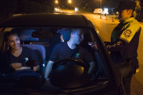 Proponen multar a los acompañantes de conductores borrachos o drogados