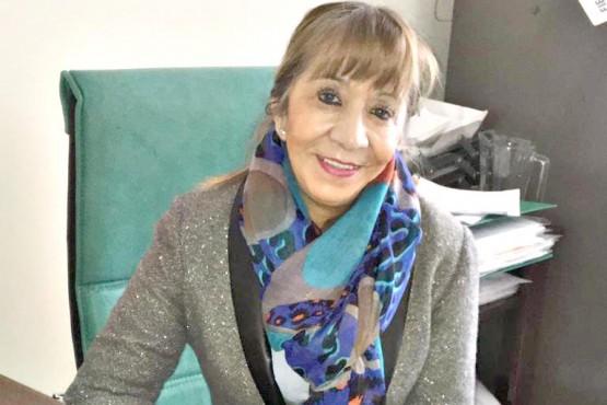 María Contreras, titular de ATSA.