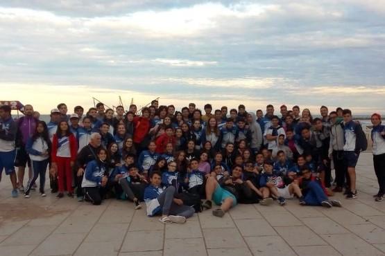 Destacada participación de Santa Cruz en el cierre de los Evita 2018