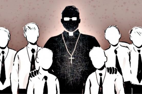 Como los demás, Jonathan es de familia humilde entró a la congregación en la primaria (ilustración GK)