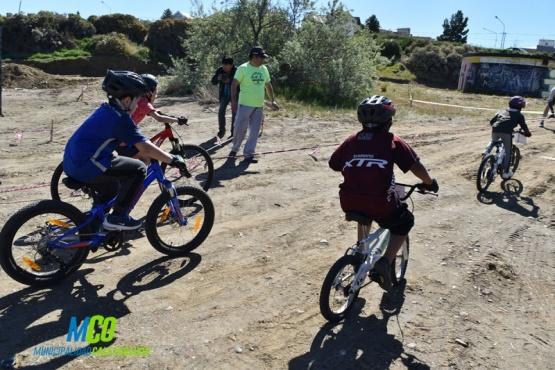 Jornada de mountain bike para los mas pequeños