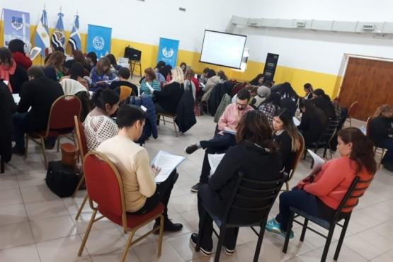 Nueva instancia de formación para áreas de niñez de toda la provincia
