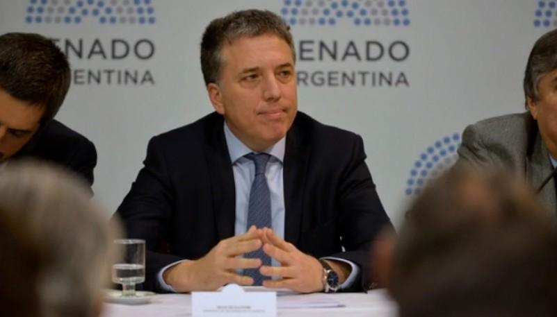 Nicolás Dujovne concurrirá al Senado para informar sobre la Ley de Presupuesto (Gustavo Gavotti)