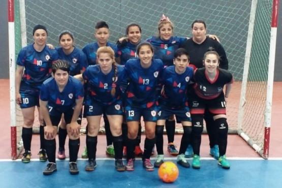 El Ciclón juega la final del Futsal Femenino Patagónico