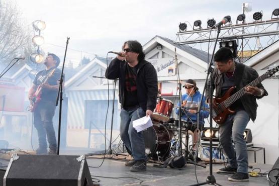 El Recital Música en la Casa contó con la participación de cinco bandas locales