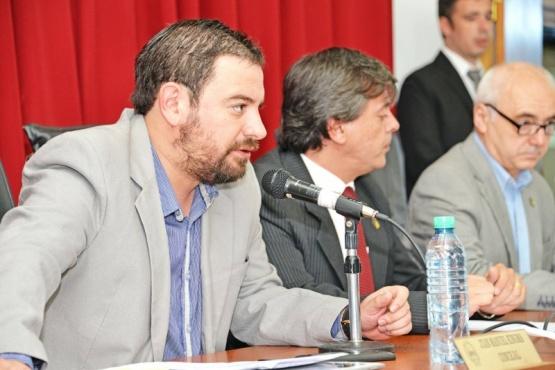 """Kingma en referencia a Evaristo Ruiz: """"Hay que separar a los golpistas del partido"""
