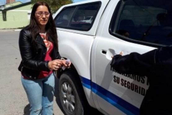 Por increpar a una concejal llevaron demorada a la presidenta del PJ de Las Heras