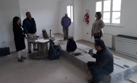 Avanzan obras en predios recuperados de Isolux Corsan