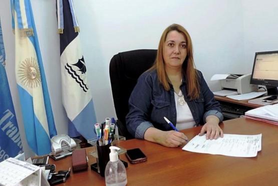 Patricia Alonso, candidata para presidir Conmujer