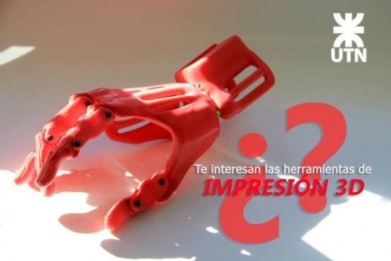 Abierta la inscripción a la Diplomatura en diseño e impresión 3D