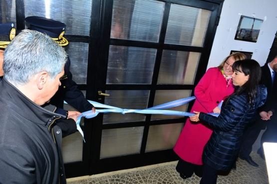 Inauguraron la Unidad Penitenciaria N° 2 de Río Gallegos