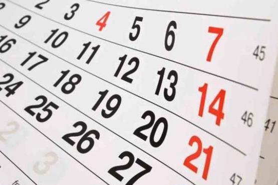Agenda de actividades sociales y culturales