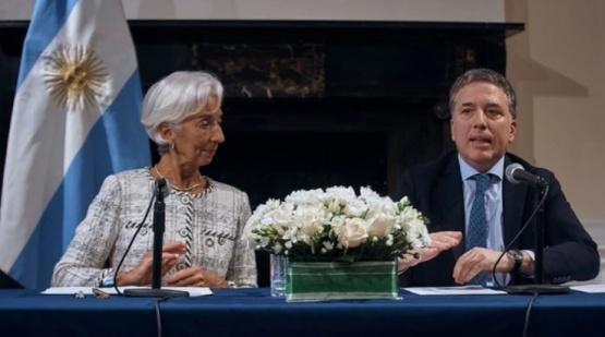 Fue tras los acuerdos con el FMI.