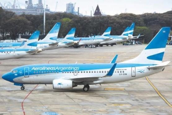 Aerolíneas Argentinas tendrá casi 400 vuelos a la Patagonia