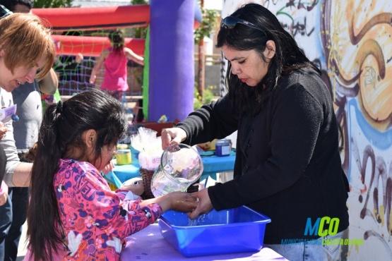 El CIC del barrio Rotary 23 organizó jornada al aire libre