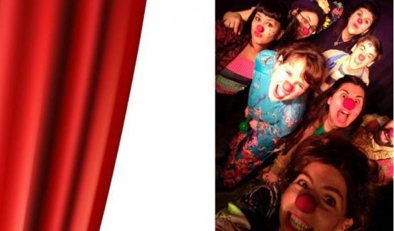 """Clowndestinos"" se sube al escenario este fin de semana"