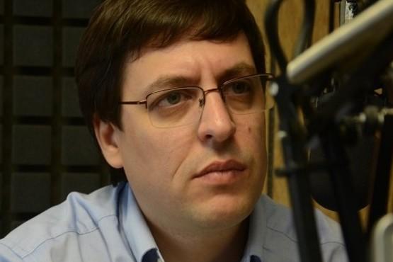 "Medvedovsky cuestionó a Leguizamón por suspender la sesión: ""Algo está escondiendo"""