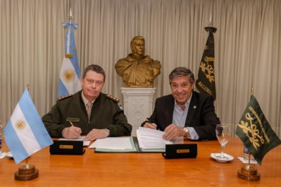 Parques Nacionales y Gendarmería afianzan su colaboración