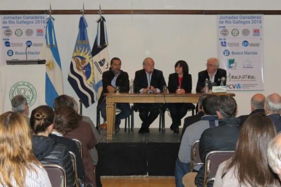 Comenzaron las III Jornadas Ganaderas de Río Gallegos