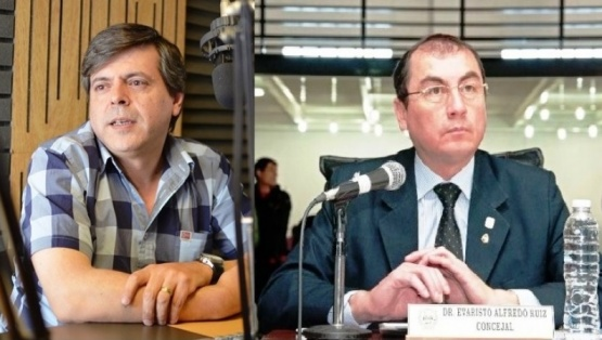Ruiz pidió que expulsen de la UCR a Leguizamón, Roquel y Kingma
