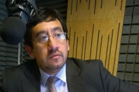 Levin explicó que Brizuela debe continuar hasta marzo del 2019