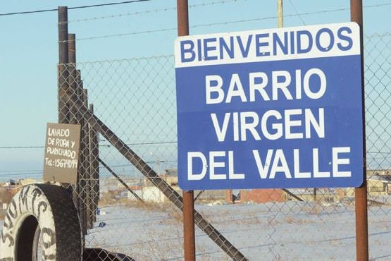 Preocupación en Virgen del Valle por mini basural