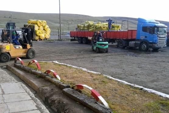 Abastecimiento de YCRT adapta su horario a las labores de Mina y Talleres Centrales