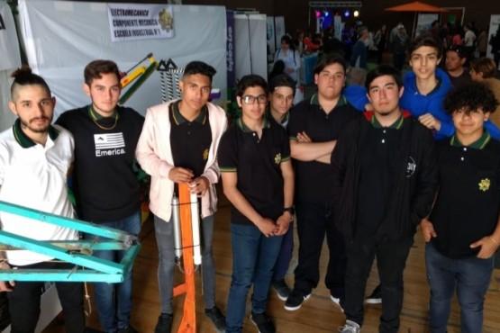 Inauguró la Feria de Ciencia, Arte y Tecnología