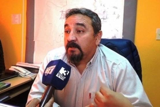 Brizuela, el concejal desplazado del Ejecutivo.