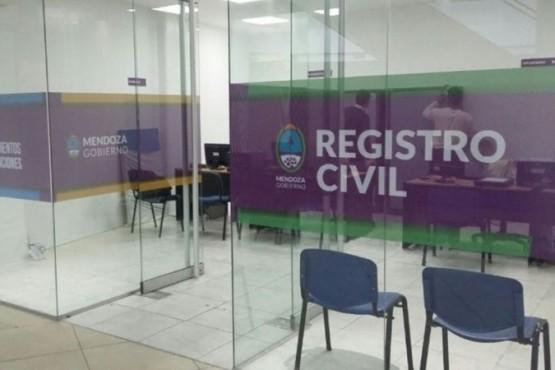Mendoza: dos personas tendrán su DNI con sexo