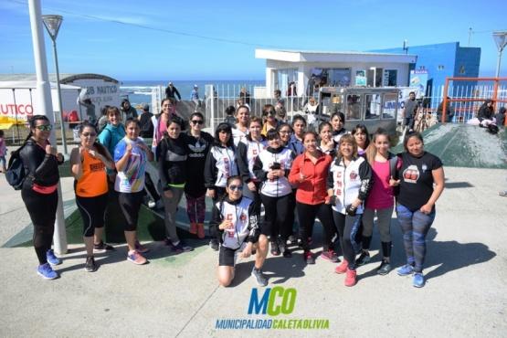 Actividades culturales y deportivas en la Expo Turismo