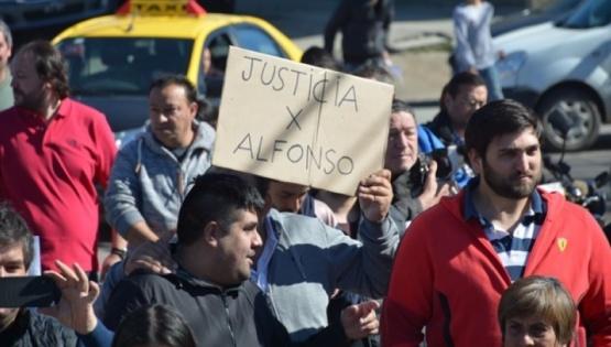 Hubo marchas en la ciudad pidiendo Justicia.