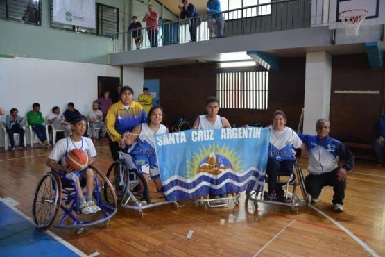 Atletas del deporte adaptado participaron de la última jornada del Torneo Facundo Rivas
