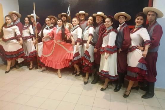 El estudio de danza de Marcela Rivero tuvo actividad desdoblada
