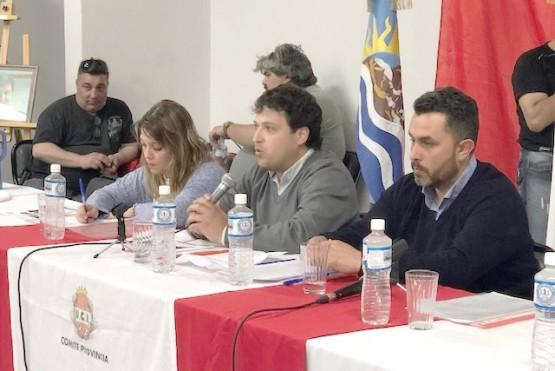 Cada sector de UCR conforma el Tribunal de Disciplina que analizará la expulsión de Evaristo Ruiz