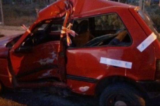 Un muerto y un herido grave tras un accidente en Madryn