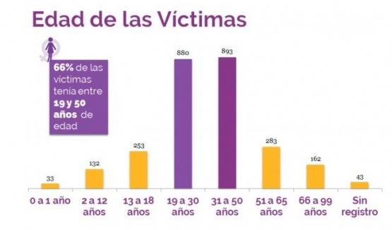 Los números del femicidio: En lo que va del año ya son 13 las víctimas menores de edad