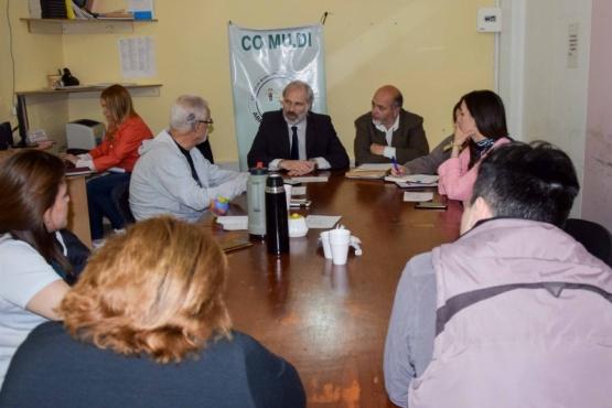 La próxima reunión de COMUDI se realizará el 26 de noviembre ,