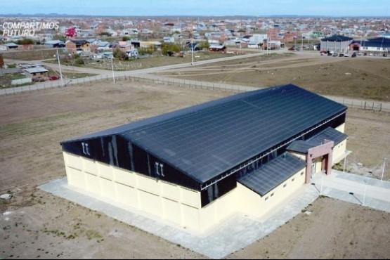 Polémica por el nombre del gimnasio del San Benito