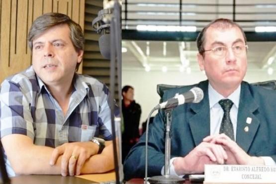 Leguizamón y Ruiz a la espera del fallo judicial que ratifique al Presidente del Concejo