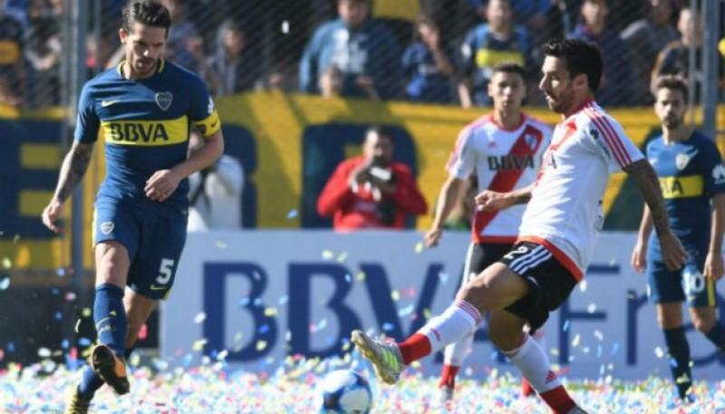 El primer duelo entre Boca y River se verá, como toda la Copa, por Fox Sports. // FotoBaires (archivo).