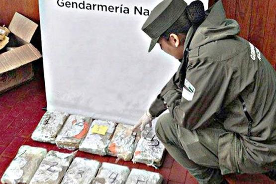 Condenados a más de 4 años de cárcel por transportar cerca de 38 kilos de marihuana