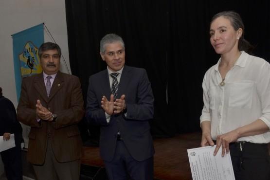 González llamó a fomentar el prestigio de la Policía